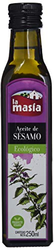 LA Masia, Aceite de sésamo (Ecológico) - 8 de 250 ml. (Tot