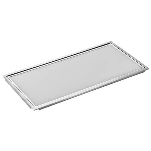 18W 30X60CM LED Esszimmer Deckenleuchte Panel, 1200LM Ultraslim Modern Deckenlampe Deckenbeleuchtung, Deckenpanel für Büro, Küche, Badezimmer, 4000K Neutralweiß, Rechteckig