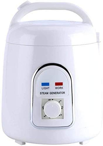 USJIAJU Fumigation Machine, Portable Sauna Steamer Pot, 1.5Liters Suit, Home SPA Shower Body Relaxation Best Gifts for Loved Ones,220v