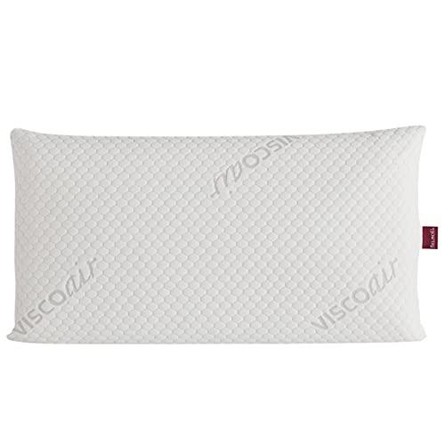 Lanovenanube Almohada BICONFORT - Medida 80 cm