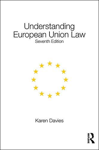 Understanding European Union Law (English Edition)