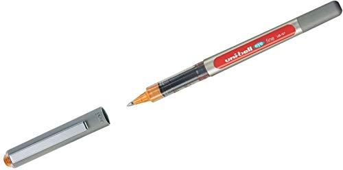 Uni-Ball UB1570700 - Roller de tinta líquida, 0.7 mm, color naranja, 1 unidad