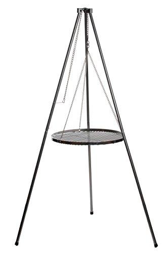 brandseller BRANDSSELLER Barbecue Rack Steel frame for Swing Grill