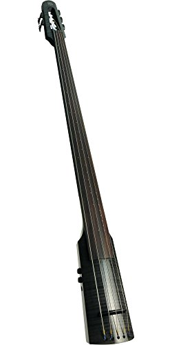 NS Design WAV Series 5-String Upright Electric Bass Black