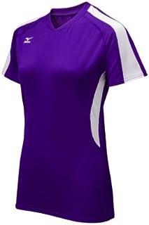 Mizuno Women's Techno Volley IV Short Sleeve Jersey