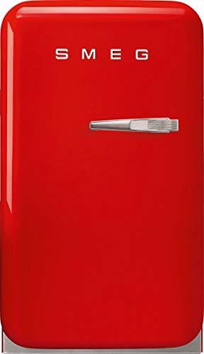 JJ FAB5LRD3 koelkast Vrijstaand Rood 34 l A+++