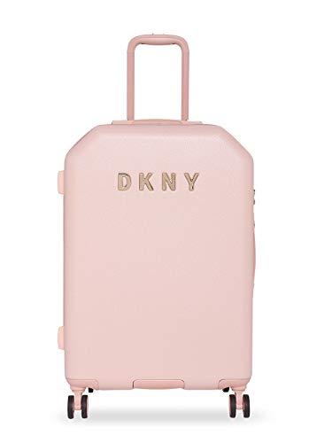 DKNY 20' Metal Logo Hardside Upright Clay One Size