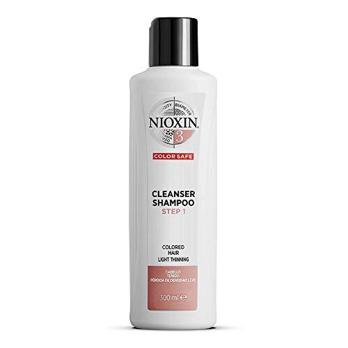 Nioxin System 3 Cleanser Shampoo,300ml