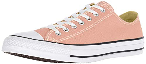 Converse Chuck Taylor All Star 2018 Seasonal Low Top Sneaker, Storm Pink, 7 M US