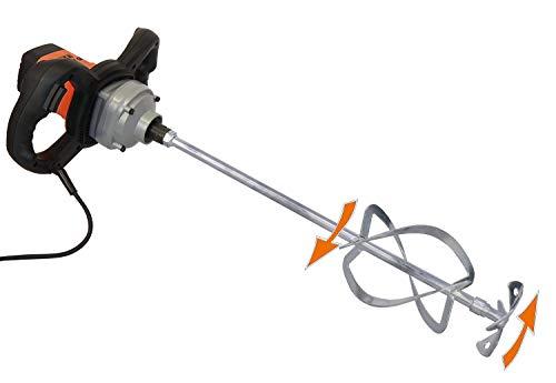 ATIKA RL 1600 G Handrührgerät Mörtelrührer Handrührwerk | 230V | 1600W | gegenläufige Rührquirl