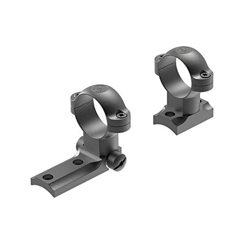 Leupold STD Remington 700 RVF 2-Piece Base and 1in Medium Rings Set