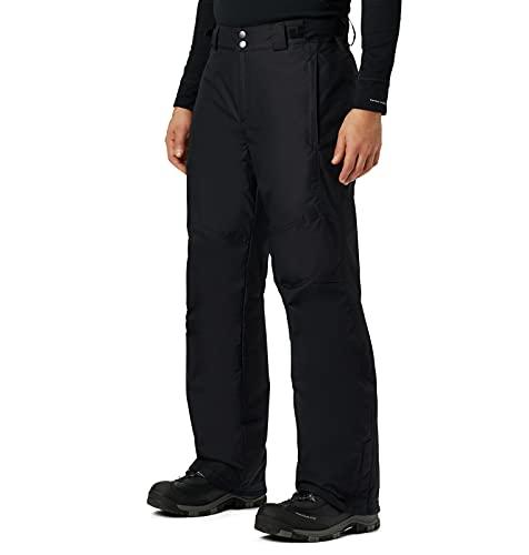 Columbia Men's Bugaboo IV Pant, Black , Small Regular, Standard