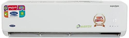 Carrier 1 Ton 4 Star Inverter Split AC (CACI12SU4I3, White)