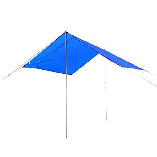 SMSJ-YJ Outdoor Zon En Zon Bescherming Sky Gordijn Tent Waterdicht Slijtvast Vloerkleed Vloermat Picknic Barbecue Lunch Mat
