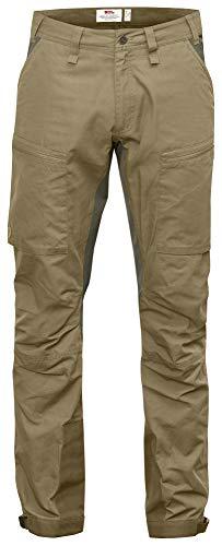 Fjällräven Herren Abisko Lite Trekking Trousers Hose, beige (Sand), 52