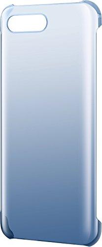 HONOR 10 Durchsichtiges Hardcover Transparent/Blau