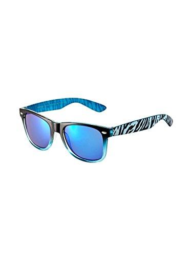 NAME IT NAME IT mini Jungen Sonnenbrille UV400 bis ca 6 Jahre (Black(Blau))