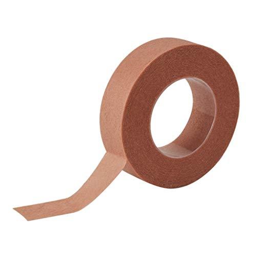 SM SunniMix Rouleau Ruban de Cils Papier Tissu Non Tissé Ruban de Cils pour l'Approvisionnement d'Extension de Cils - 1,25cm