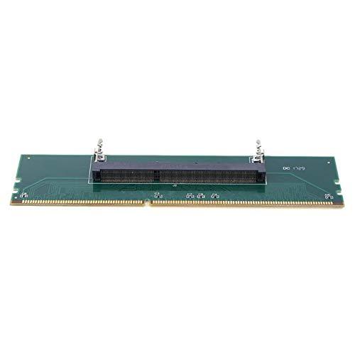 PC portatile DDR3 SO DIMM a memoria DIMM da desktop, connettore RAM, accessorio utile per componenti del computer