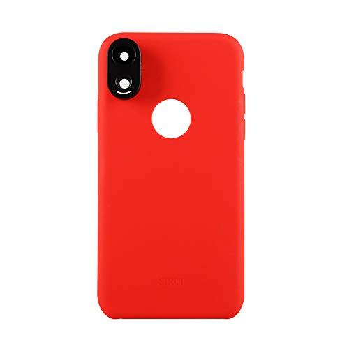 Sirui beschermhoes voor iPhone 7 Plus/8 Plus, zonder lens, licht, bescherming, iPhone X met 18 mm en 60 mm lens, rood
