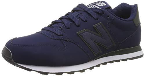 New Balance 500, Sneaker Uomo, Blu (Navy Navy), 40 EU