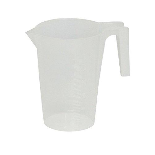 Silverline 675289 - Jarra graduada (1 litro)