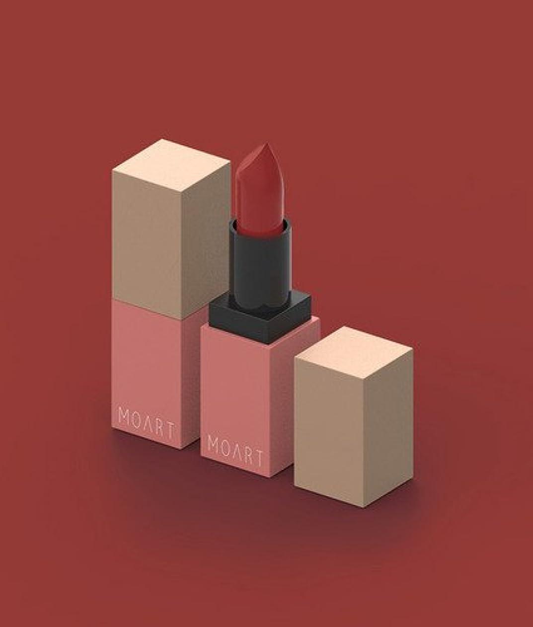 チャート乱闘してはいけません[MOART/モアート]ベルベットリップスティック/Velvet Lipstick #R4 Vintage Rose [TTBEAUTY]