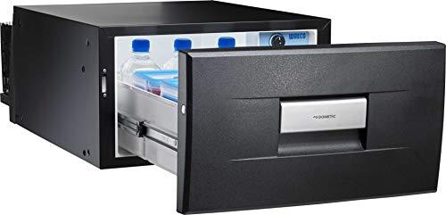 DOMETIC Einbau-Kühlschubfach CoolMatic CD 30 / schwarz