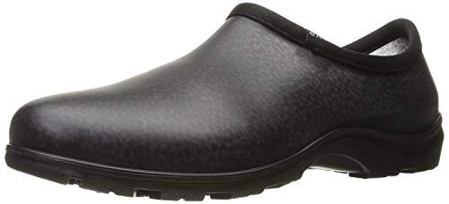 Sloggers Men's Short Rain Shoes, Size 9, Black