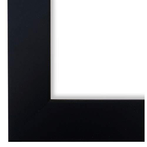 Online Galerie Bingold Bilderrahmen Schwarz 15x30-15 x 30 cm - Modern, Vintage - Alle Größen - handgefertigt - WRF - Florenz 4,0