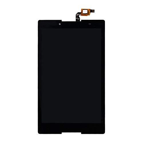 AN-JING Piezas de Repuesto For Lenovo Tab 2 A8-50F A8-50 Pantalla LCD con Pantalla táctil digitalizador Asamblea (Color : White, Size : 8')