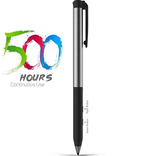 Surface Stift für Surface Go, Dauereinsatz 500hrs und Standby Tage Die Surface Pen mit 1024 Druck Zur Surface Pro 3 / Pro 4 / Pro (2017), Surface Laptop/Book Serie/Studio