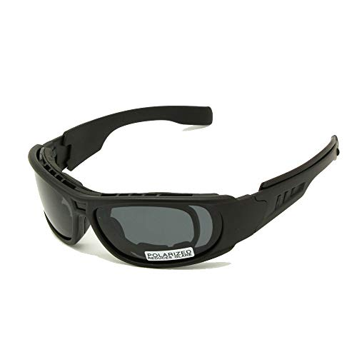 Army Sunglasses Polarized Ballistic Military Goggles Combat Game Tactical Glasses