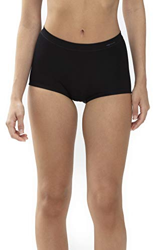 Mey Basics Serie Emotion Damen Panties Schwarz 40