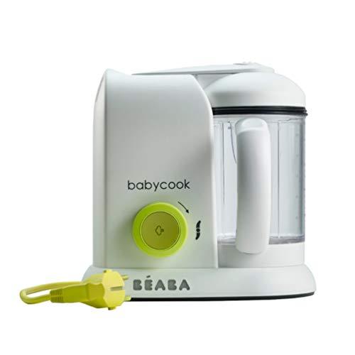 Beaba Babycook - Procesador de alimentos Neon Talla:Babycook