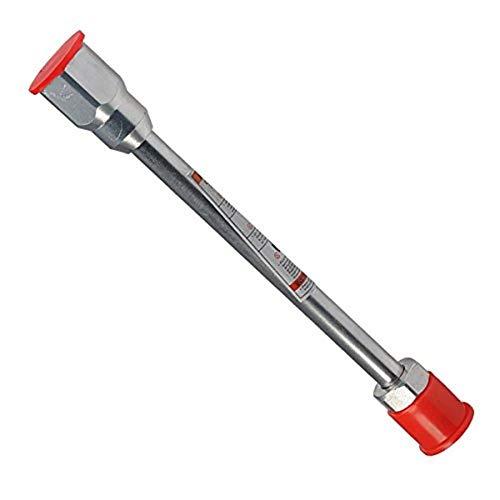 Airless Paint Sprayer Spray Gun Tip Extension Rod Pole for Graco Titan Wagner (20CM)