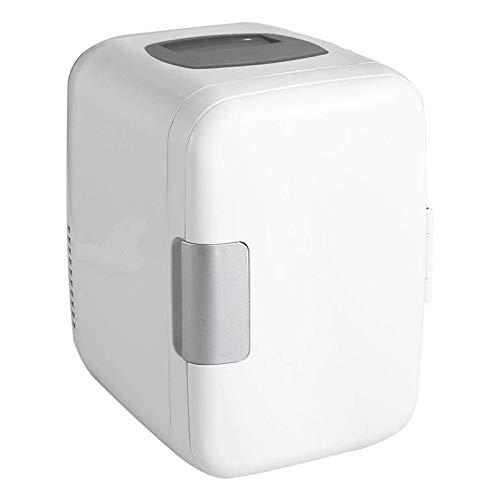MMSD 4L Portable Mini Fridge Freezer,Electric Fridge Portable Icebox Travel Fridge,Mini Freezer Dual-Use Car/Home Hot/Cold Family Small Refrigerator