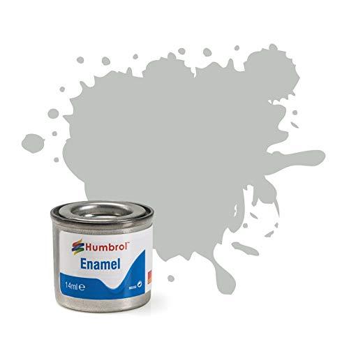 Humbrol-246 RLM 75 Matt-14ml Acrylic Paint-Plus 30/% Pintura Color grauviolett Hornby Hobbies AB0246EP