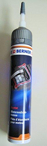 Berner Motorendichtmasse Dichtmasse 200ml für Motor Getriebe Ölwanne Wasserpumpe Opel VW Mercedes Audi Renault Dacia FIAT Peugeot