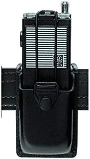 Safariland Duty Gear SafariLaminate Radio Carrier (STX Basketweave Black)