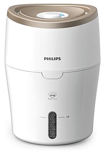 Philips 2000 series HU4811/10 - Humidificador (220 V, 249 mm, 249 mm, 339 mm, Champán, Blanco)