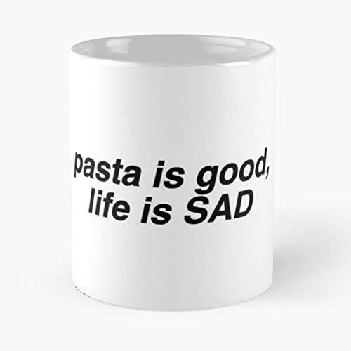Lapuan Kankurit Music EP Is Life Sad Pasta Good Human Youtube Doddleoddle Dodie Clark La Mejor Taza de café de cerámica Blanca de 11 oz