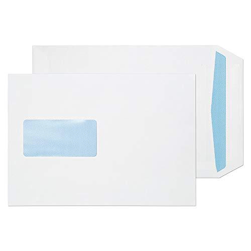 Manilla Blake Purely Everyday C5+ 240 x 165 mm 90 gsm Pocket Self Seal Envelopes Pack of 500 9270