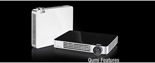 QUMI Q5 HD LED Pocket Projector - White