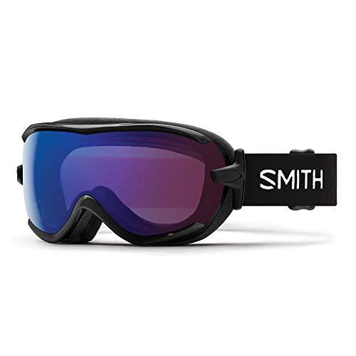 SMITH (SMIZD) Damen Virtue SPH Skibrille mit Chroma Pop, Black, Kleine Passform