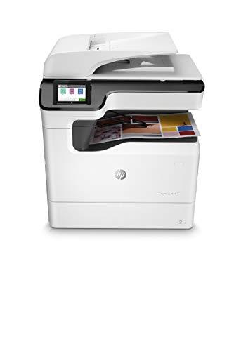 HP PageWide Color 774dn Inyección de tinta 35 ppm 2400 x 1200 DPI A3 - Impresora multifunción (Inyección de tinta, 2400 x 1200 DPI, 550 hojas, A3, Impresión directa, Blanco)