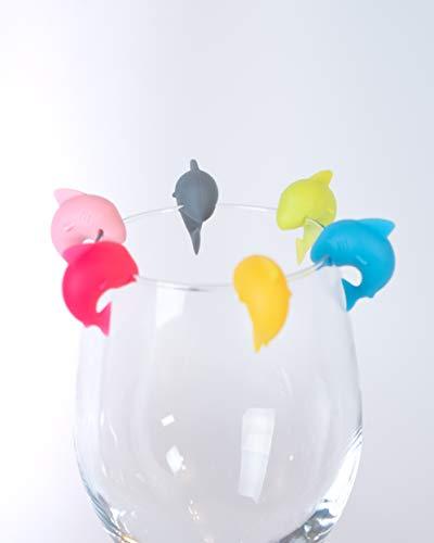 Consejos para Comprar Marcadores y adornos para los vasos más recomendados. 8