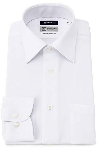 (はるやま) HARUYAMA i-shirtレギュラーカラーアイシャツ/無地 1151700141 01 ホワイト S(38-80)