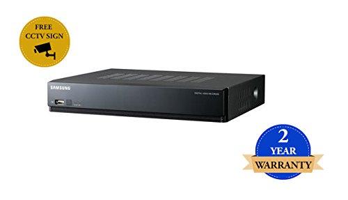 SS198 - SAMSUNG SRD-440 4-Kanal H.264 COMPACT DIGITAL Recorder 500GB HD DVR CCTV Smartphone-kompatibel