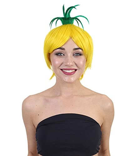 Halloween Party Online Pineapple Wig Adult HW-1641